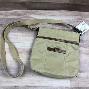 Nine West Tan Crossbody Bag Travel